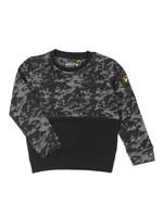 Camo Block Crew Sweatshirt