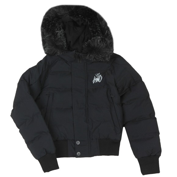 Kings Will Dream Boys Black Boys Branton Jacket