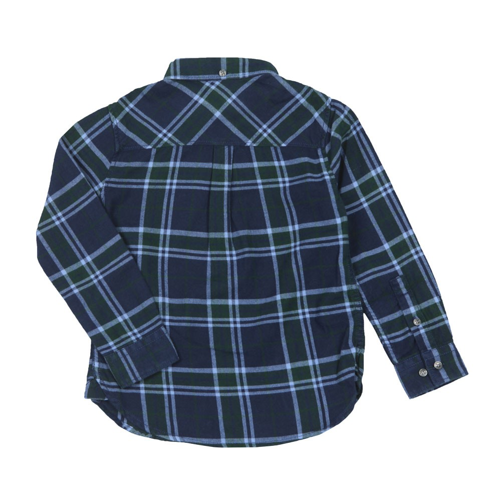 Check Flannel Shirt main image