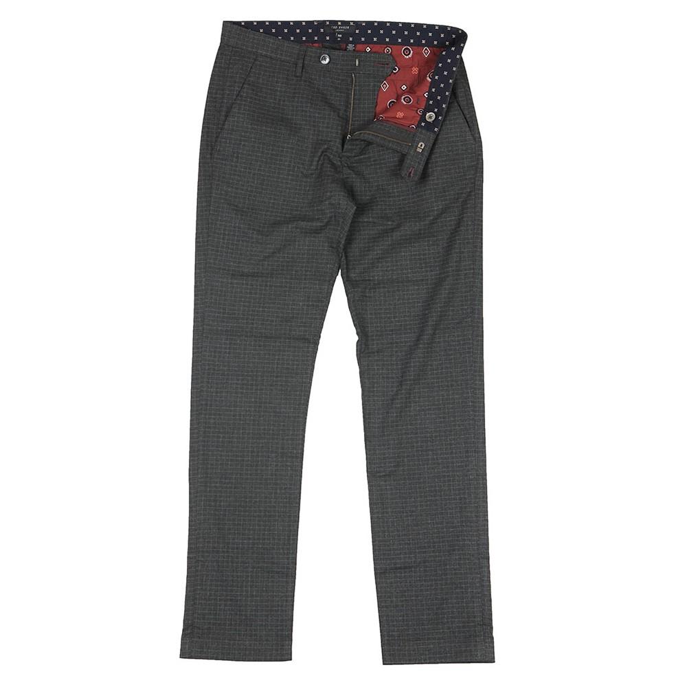 Sybili Slim Checked Trouser main image