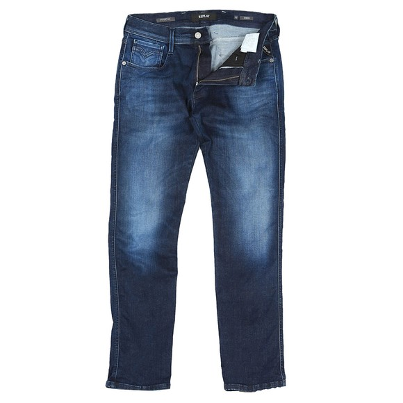 Replay Mens Blue Hyperflex Cloud Stretch Jean main image