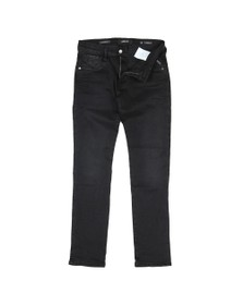 Replay Mens Black Hyperflex Cloud Stretch Jean
