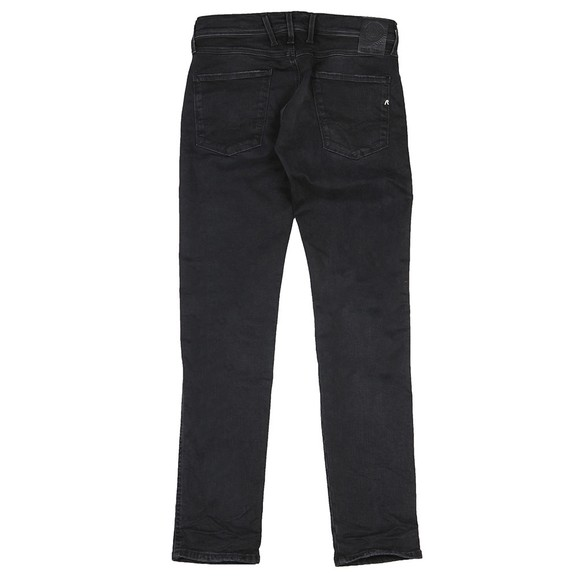 Replay Mens Black Hyperflex Cloud Stretch Jean main image
