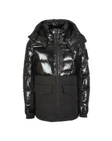 Moose Knuckles Mens Black Dugald Jacket