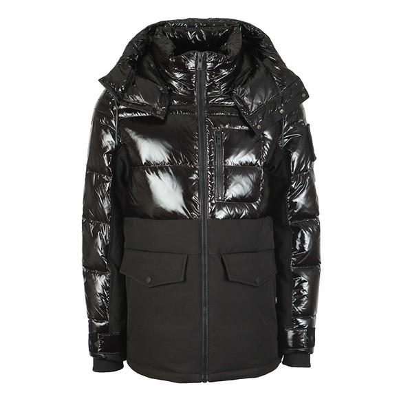 Moose Knuckles Mens Black Dugald Jacket