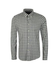 Barbour International Mens Black Spacer Shirt