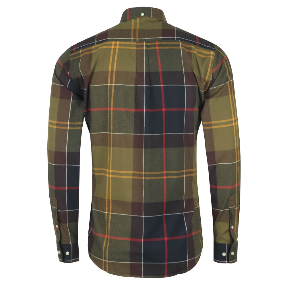 Tartan 5 Tailored Shirt main image