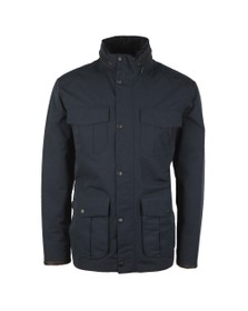 Barbour Sporting  Mens Blue Farrier Jacket