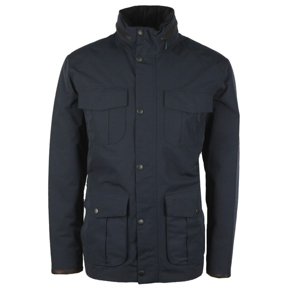 Barbour Sporting  Mens Blue Farrier Jacket main image
