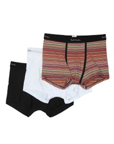 Paul Smith Mens Multicoloured 3 Pack Trunk