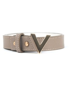Valentino by Mario Womens Beige Divina Belt