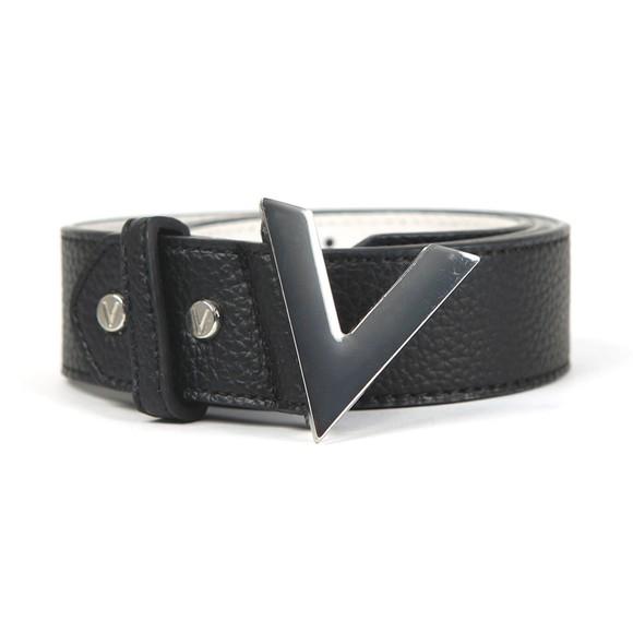 Valentino by Mario Womens Black Forever Belt main image