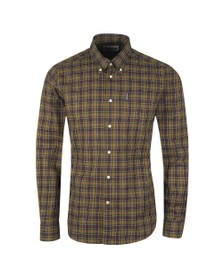 Barbour Lifestyle Mens Green Tartan 2 Shirt
