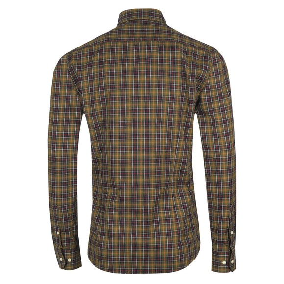 Barbour Lifestyle Mens Green Tartan 2 Shirt main image