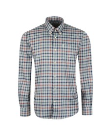 Barbour Lifestyle Mens Grey Thermo-Tech Coll Shirt
