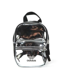adidas Originals Womens Silver Mini Backpack