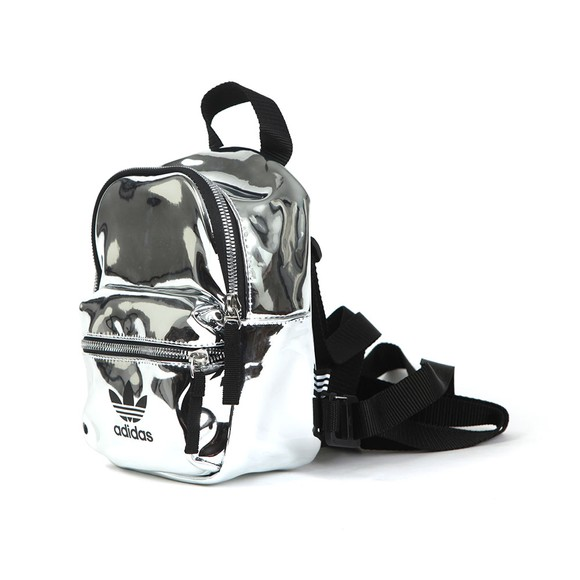 adidas Originals Womens Silver Mini Backpack main image