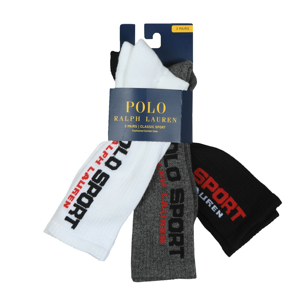 3 Pack Sport Sock main image