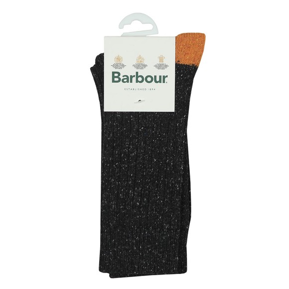 Barbour Lifestyle Mens Grey Houghton Sock main image