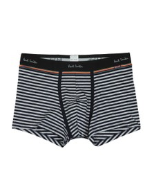 PS Paul Smith Mens Blue Stripe Trunk