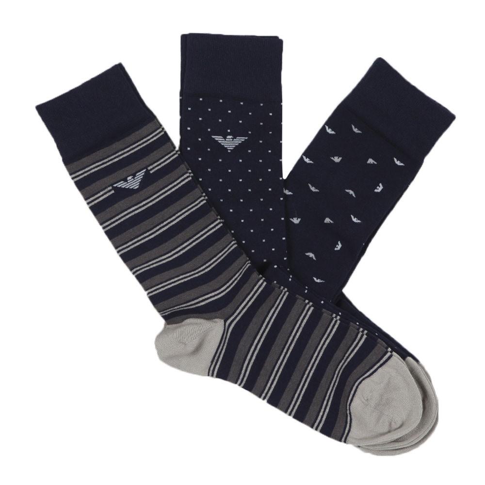 3 Pack Sock Box main image