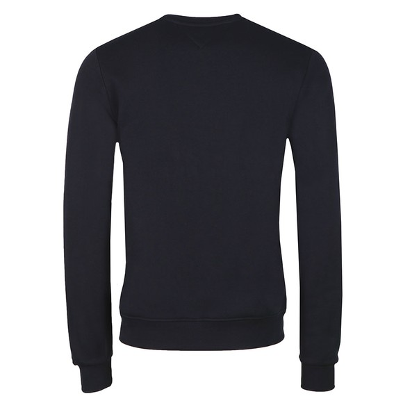 Tommy Hilfiger Mens Blue Basic Sweatshirt main image