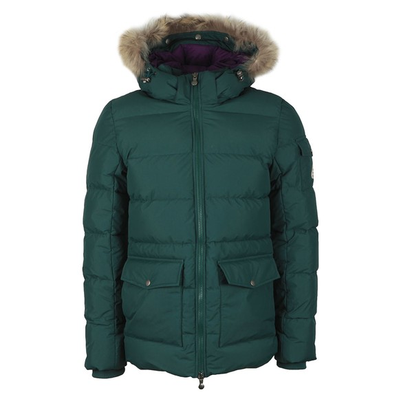 Pyrenex Mens Green Authentic Jacket main image