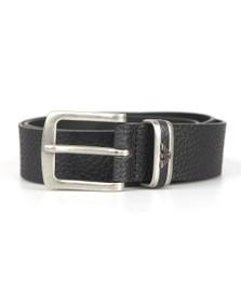 Emporio Armani Mens Black Y4S197 Belt