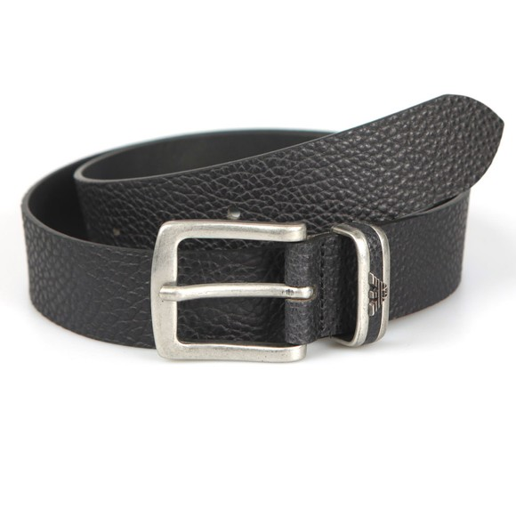 Emporio Armani Mens Black Y4S197 Belt main image