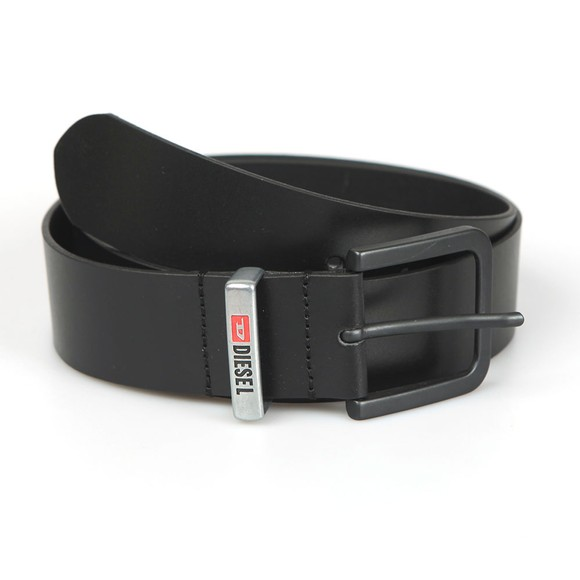 Diesel Mens Black Castel Belt main image