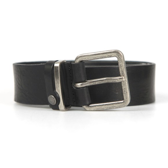 Ted Baker Mens Black Casual Leather Belt