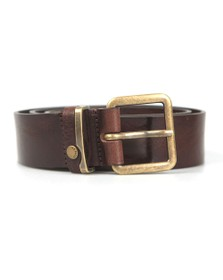 Ted Baker Mens Brown Casual Leather Belt