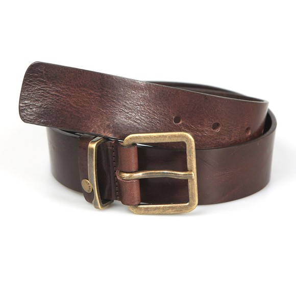 Ted Baker Mens Brown Casual Leather Belt main image