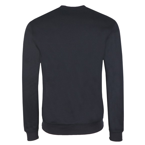 Fred Perry Sportswear Mens Blue Embroidered Sweatshirt main image