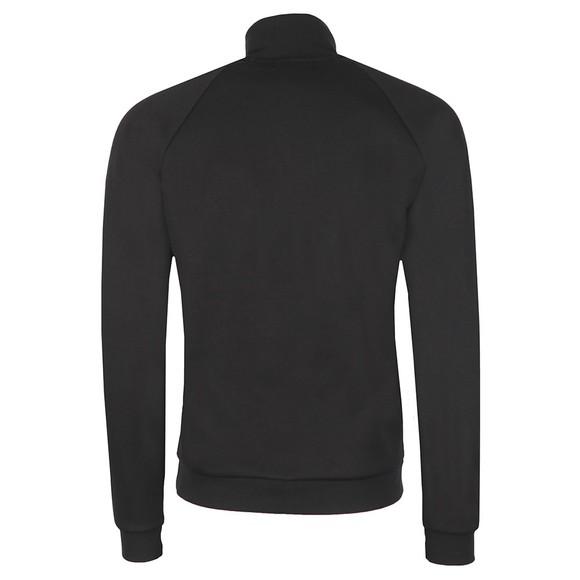 Fred Perry Sportswear Mens Black 1/2 Zip Sweatshirt main image