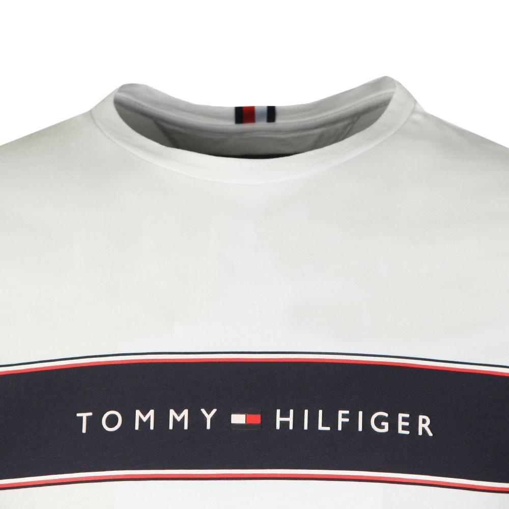 Logo Chest Stripe T-Shirt main image