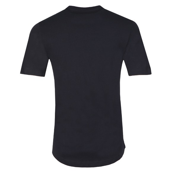 Tommy Hilfiger Mens Blue Flag Chest T-Shirt main image