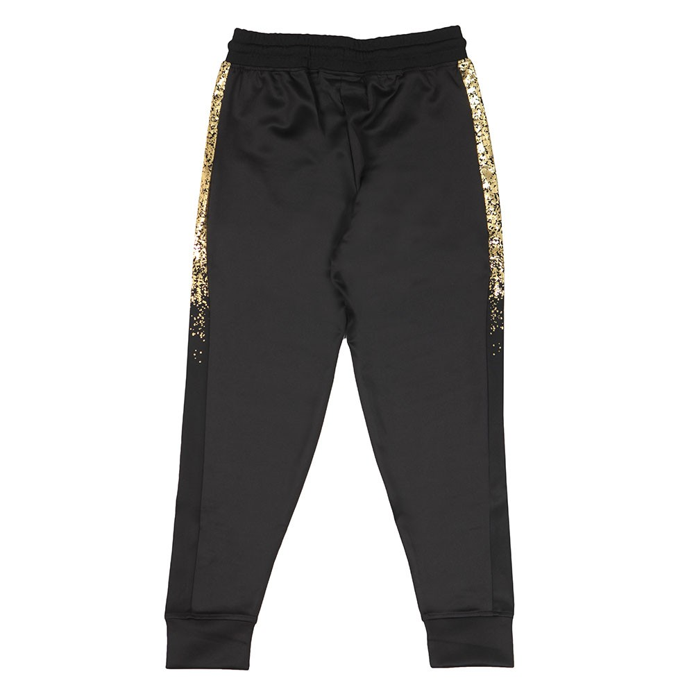 Cuffed Cropped Panel Pant main image