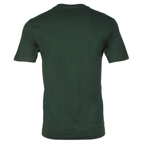 BOSS Mens Green Casual Tales T Shirt main image