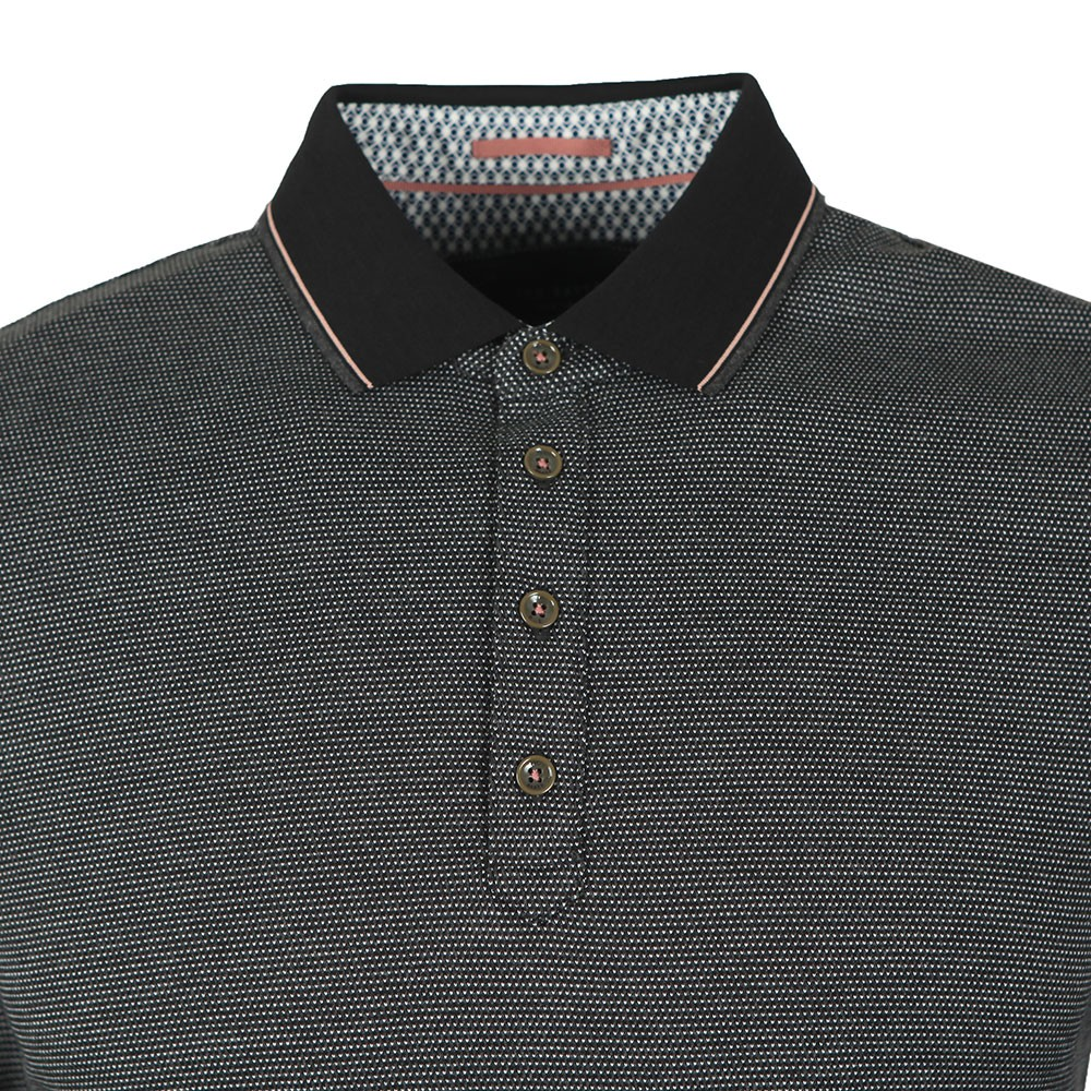 Cuptea LS Stripe Polo Shirt main image