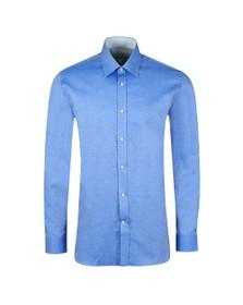 Ted Baker Mens Blue KNOWLAN Diamond Endurance Shirt