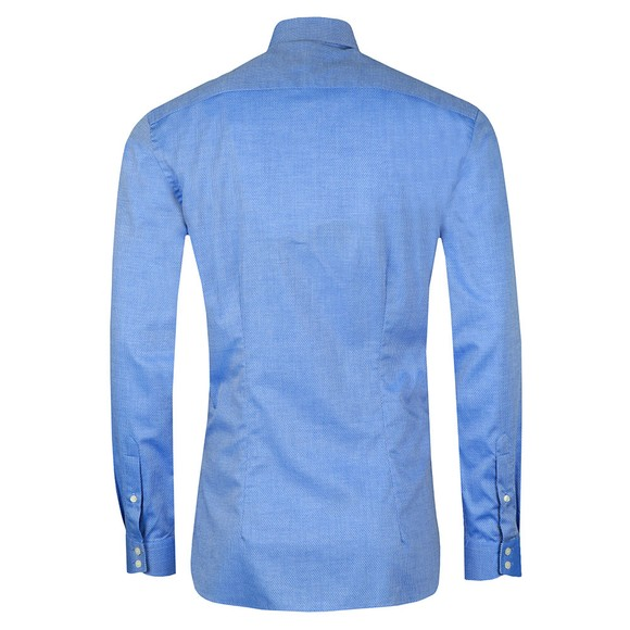 Ted Baker Mens Blue KNOWLAN Diamond Endurance Shirt main image