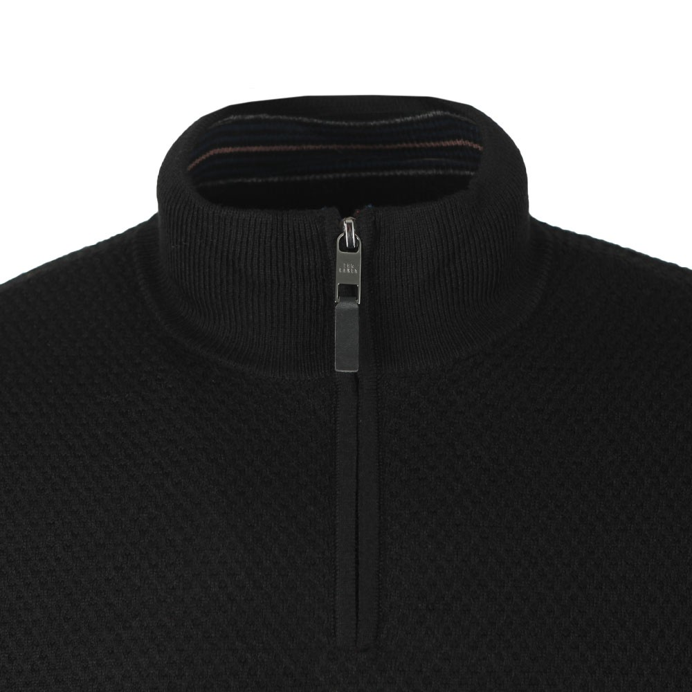 Tunnel Textured Funnel Neck Jumper main image