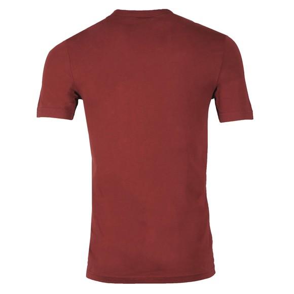 G-Star Mens Red Graphic 4 Slim T-Shirt main image