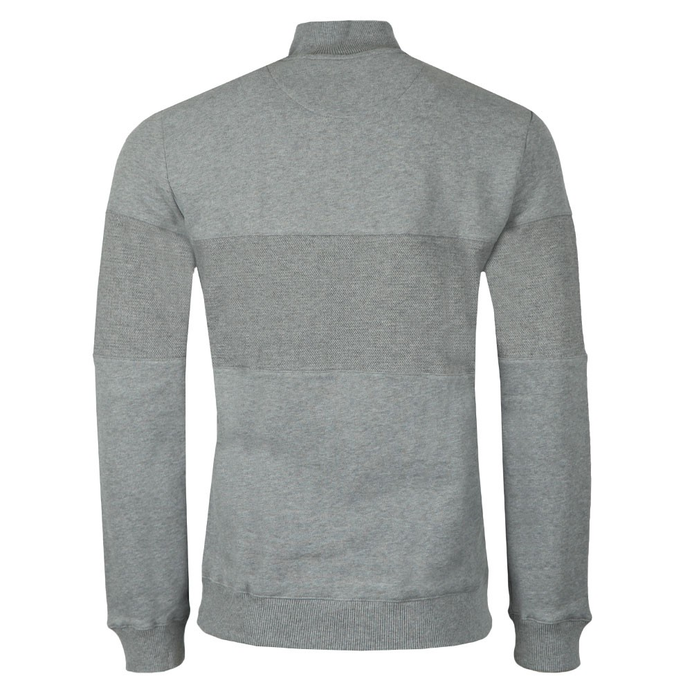 Contrast Panel Funnel Neck Sweat main image
