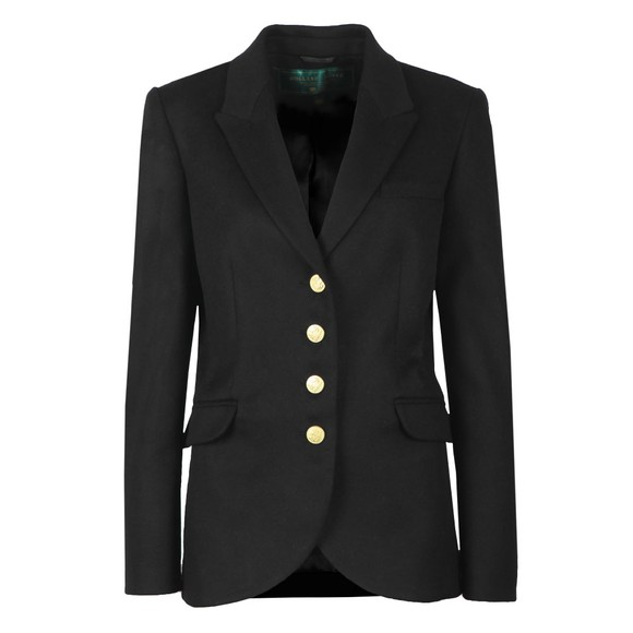 Holland Cooper Womens Black Hacking Jacket
