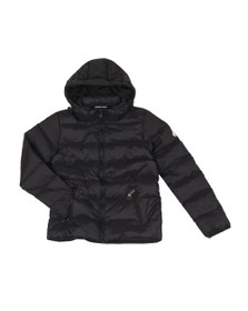 Pyrenex Boys Black Spoutnic Jacket