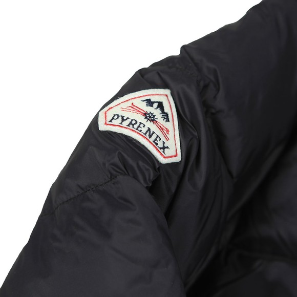 Pyrenex Boys Black Spoutnic Jacket main image