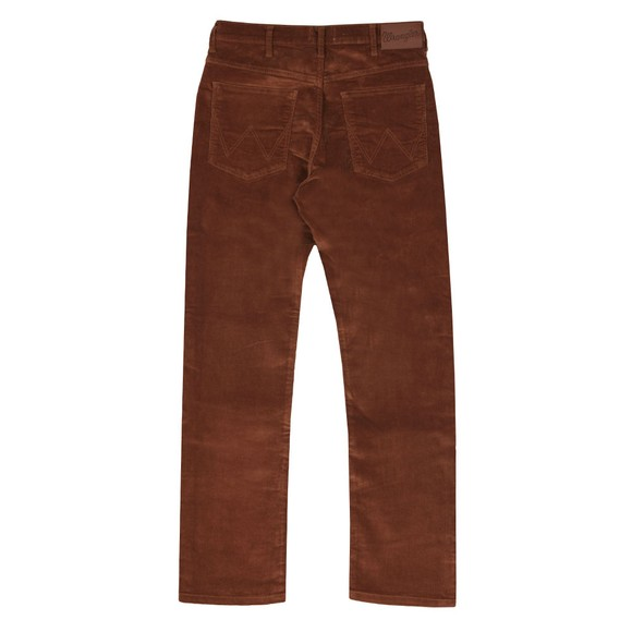 Wrangler Mens Brown Arizona Cord main image