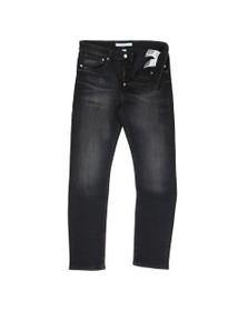 Calvin Klein Jeans Mens Black CKJO58 Jean